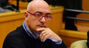Federico Bellono, segretario provinciale di Torino della Fiom