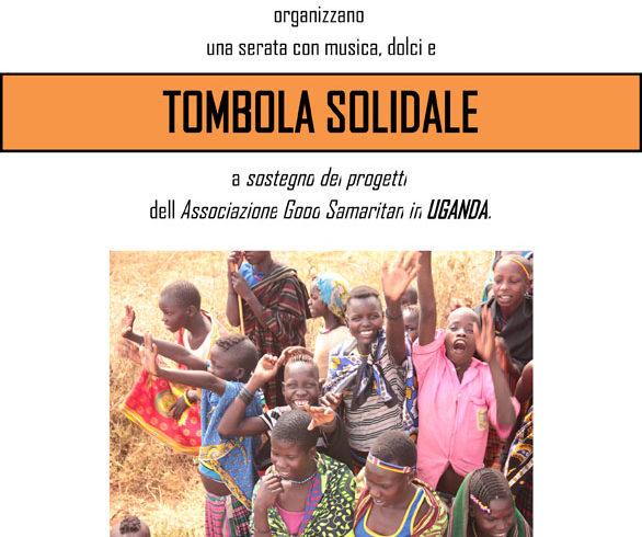 Tombola solidale con Uganda il 5 gennaio