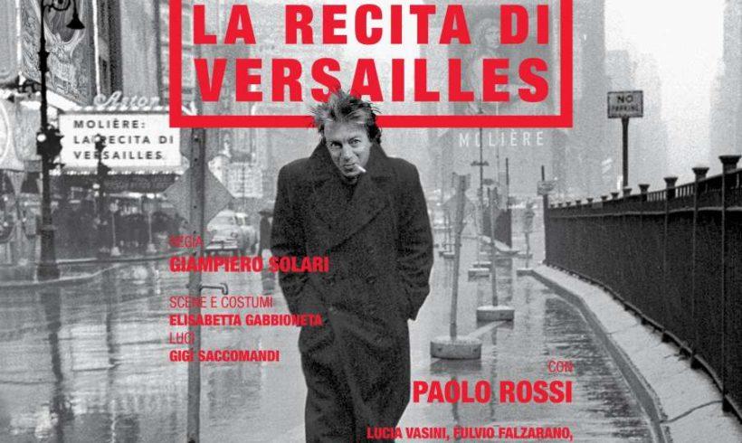 Paolo Rossi/2. Cambiamo ogni volta. La Recita Di Versailles a Ivrea