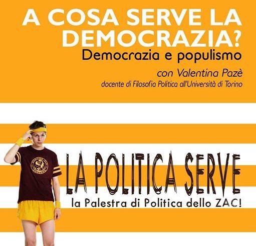 """""""La democrazia è assenza di capi"""""""