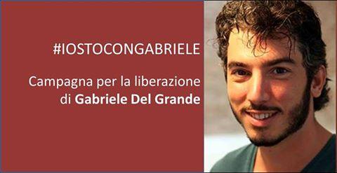Mobilitazione nazionale per Gabriele Del Grande