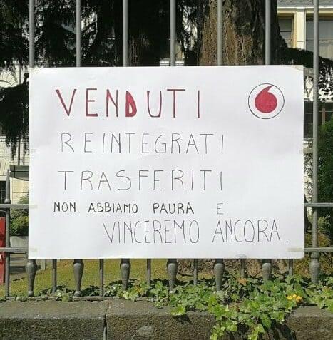 Vodafone: confermata la ragione dei lavoratori