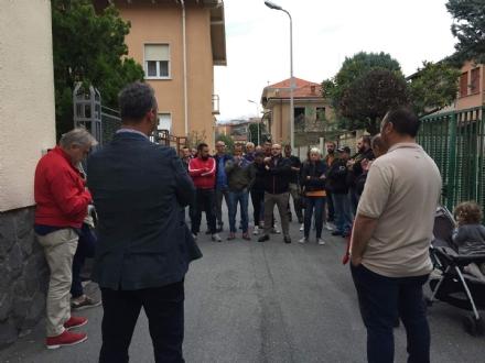 Ricapitolando: cosa è successo in Via Ruffini 27 a Ivrea?