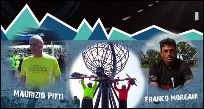 Da Firenze a Capo Nord in bicicletta