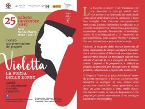 Violetta, la forza delle donne @ Sala S.Marta