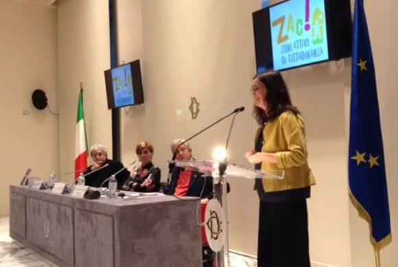 Lo Zac d'Ivrea a Roma come esempio di green society
