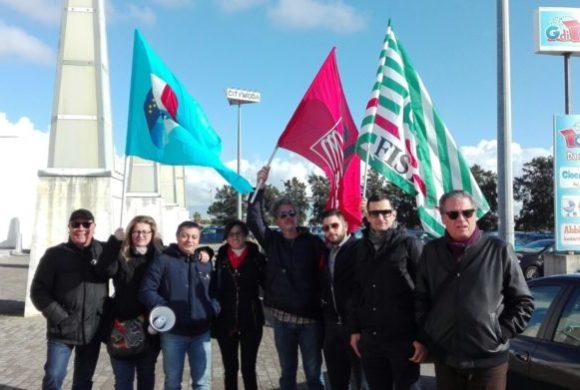 Comdata Ivrea: sciopero  di solidarietà con la sede di Lecce