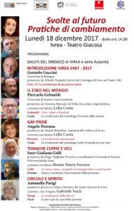 Svolte al futuro @ Teatro Giacosa
