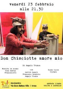 Don Chisciotte amore mio @ Zac!