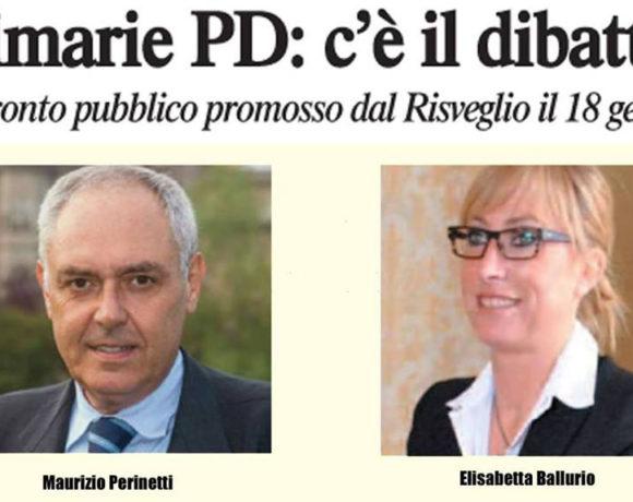 Oggi, 18 gennaio, confronto Ballurio Perinetti