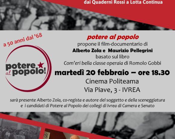 Il decennio rosso – Torino, 1959-1969