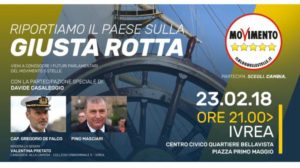 Candidati 5 stelle @ Centro Civico