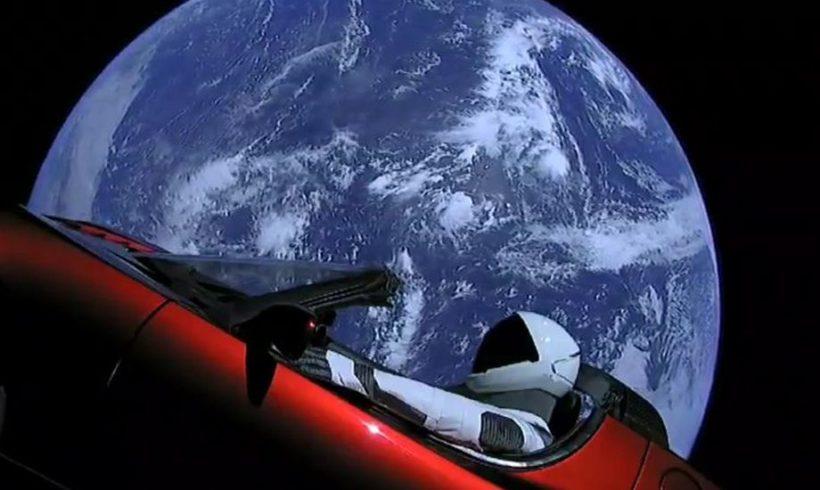 Falcon Heavy e Richard Serra