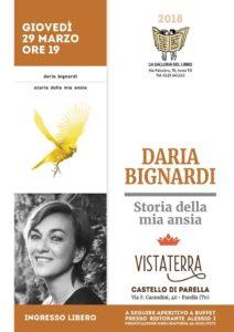 Daria Bignardi @ Castello di Parella