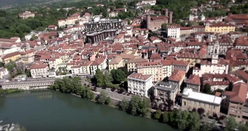 Rigenerare, spostare l'area mercatale e far emergere il Lago di Città: questi i tre pilastri portanti della variante del Piano Regolatore