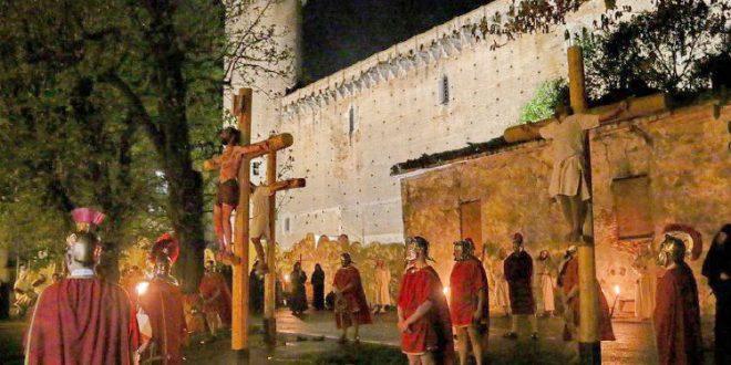 A Ivrea rivive il lato buio del Medioevo