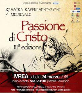 La Passione di Cristo, rappresentazione medioevale @ Centro storico