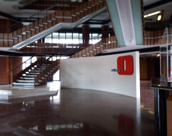 Del lavoro a Palazzo Uffici