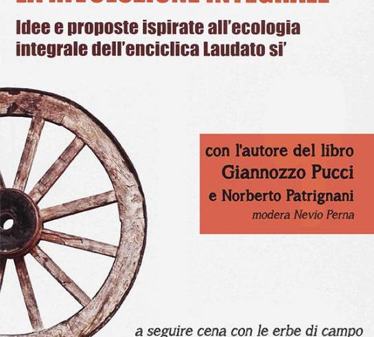 """Allo ZAC d'Ivrea presentazione del libro """"La Rivoluzione Integrale"""""""