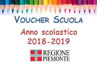 Voucher per il diritto allo studio anno scolastico 2018/2019
