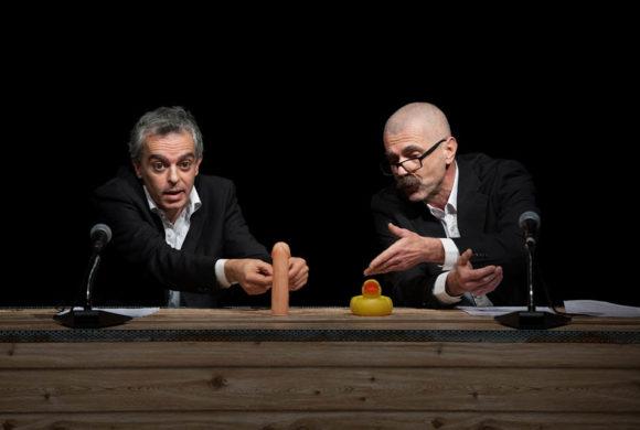 Coreocabaret a Chiaverano con Roberto Castello