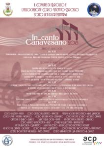 19 cori per In...canto canavesano @ Brosso