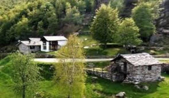 Domenica 2 settembre ad Alpette, presso Alpe Musrai, una giornata con grandi scrittori
