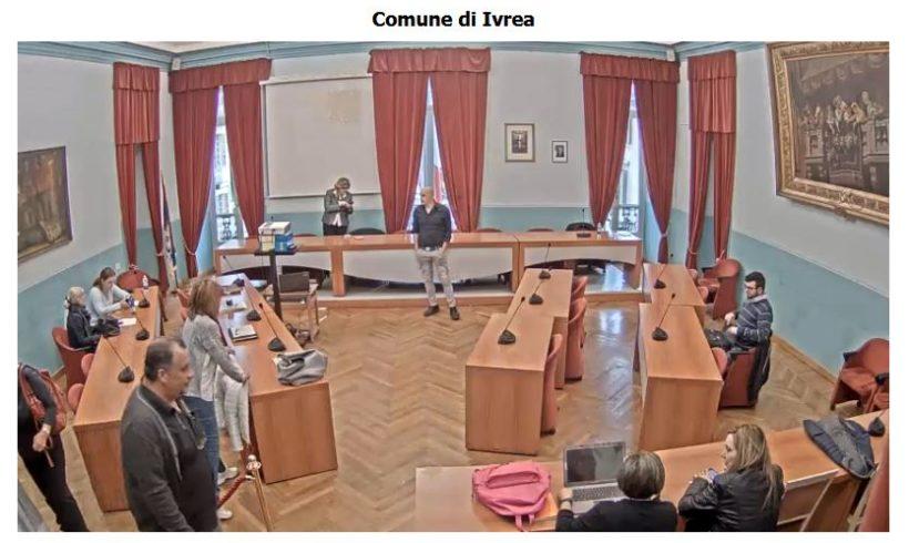 Live-blog del Consiglio Comunale di Ivrea del 22 novembre 2018