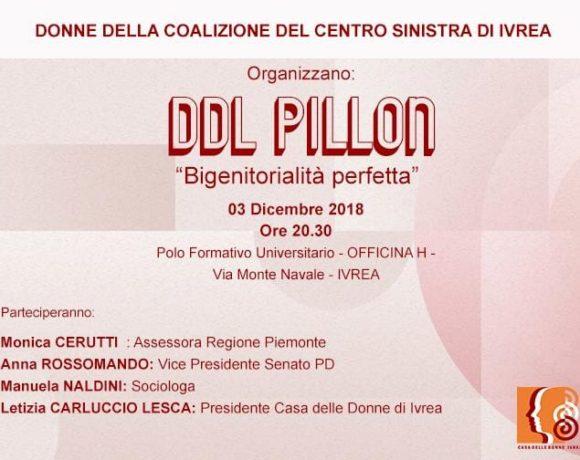 """""""Bigenitorialità perfetta"""": incontro pubblico lunedì 3 dicembre a Ivrea"""