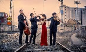 Quartet Gerhard @ Teatro Giacosa