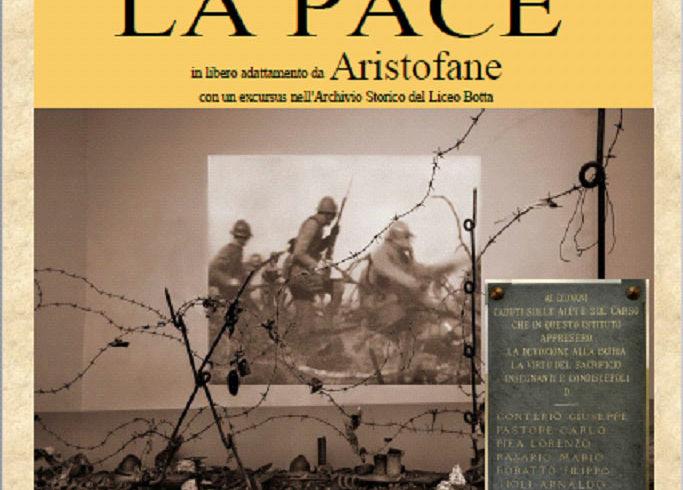 Aristofane tra il Peloponneso e la Grande Guerra