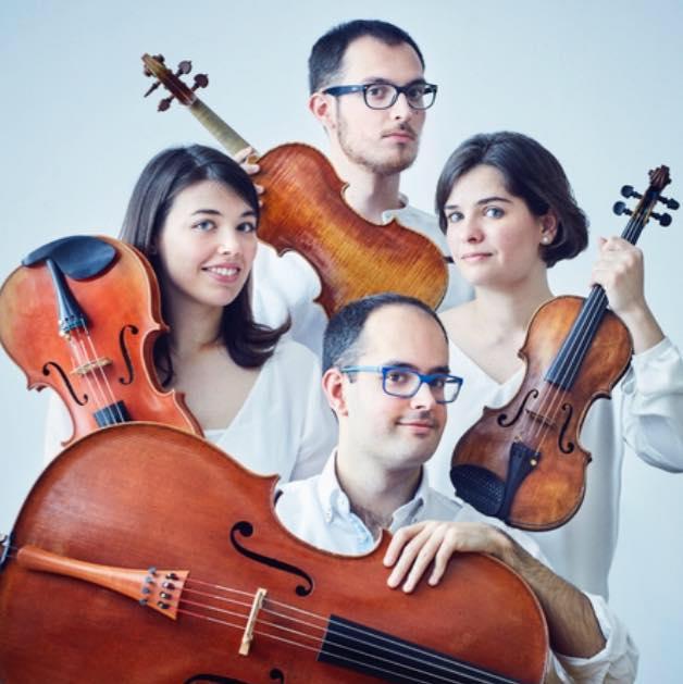 Quartetto Cosmos @ Teatro Giacosa