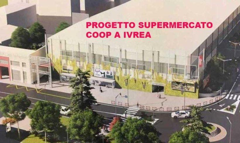 Dibattito sul supermercato coop a Ivrea: una cartina di tornasole del futuro della città