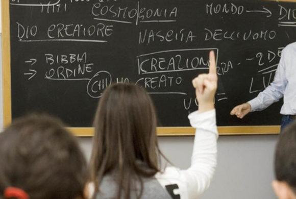 """Sgomitando laicamente, ovvero """"sull'ora di religione nelle scuole"""""""