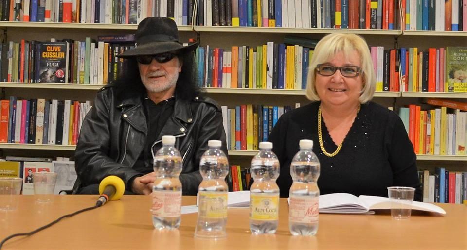 Mariella Ottino e Silvio Conte @ Libreria Mondadori