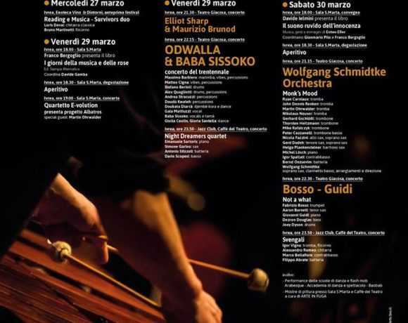 Le Memorie di Adriano ispirano il Jazz Festival