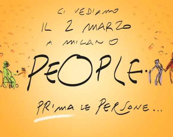 Prima le persone. Manifestazione a Milano sabato 2 marzo. Pullman da Ivrea.