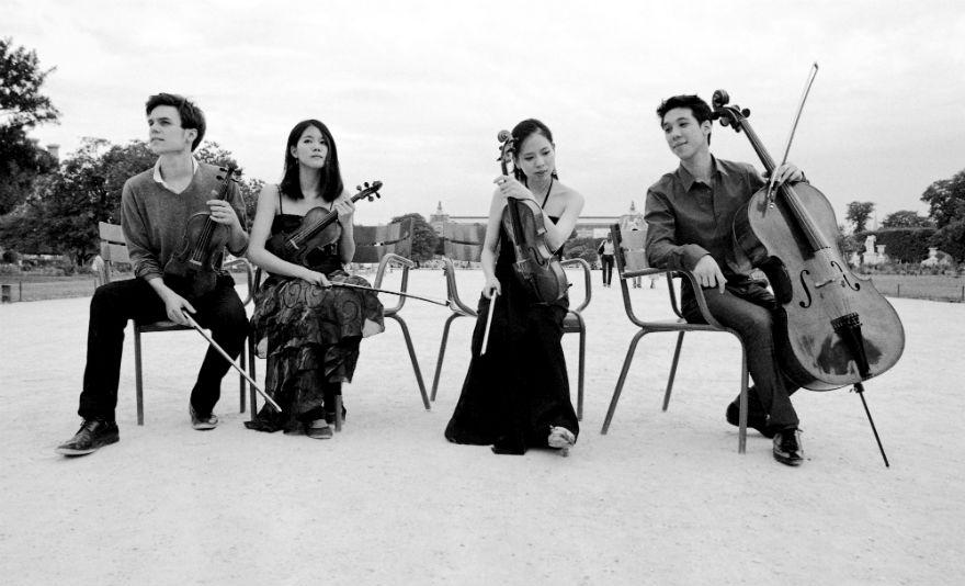 Quatuor Hermes @ Teatro Giacosa