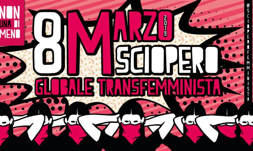8 marzo. Sciopero globale delle donne