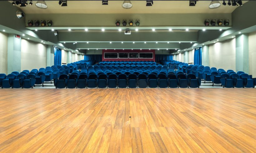 Sala Mozart: uno spazio in più. Ma di che tipo?