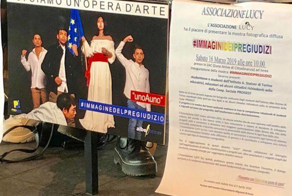 #Immaginideipregiudizi: una mostra fotografica a Ivrea sull'origine di intolleranza e discriminazioni