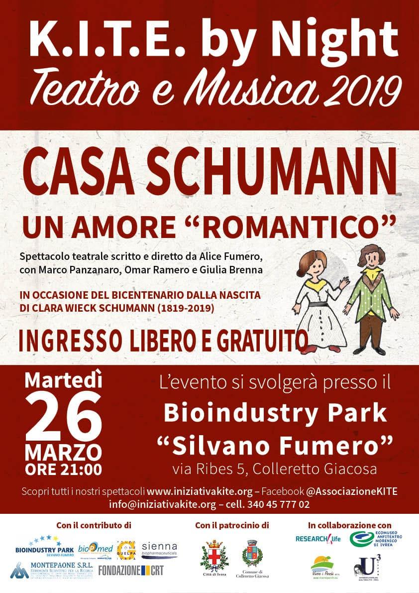 """Casa Schumann: un amore """"Romantico"""" @ Colleretto Giacosa"""