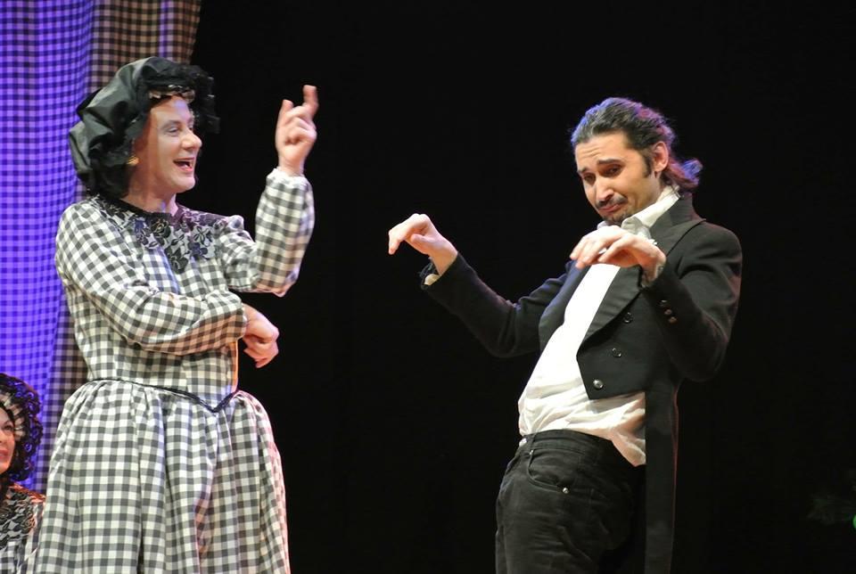 Piccole gonne @ Teatro di Bosconero