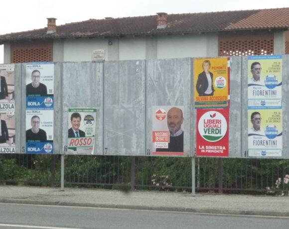 """Elezioni europee 2019 nell'Eporediese: cresce la Lega, il PD """"tiene"""", continua il declino del M5S"""
