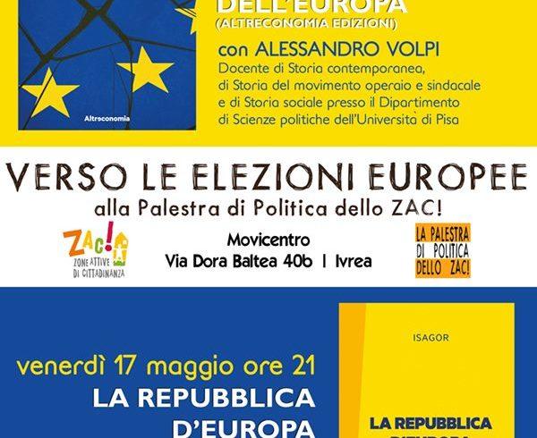 Alla Palestra di Politica dello Zac si discute di elezioni europee
