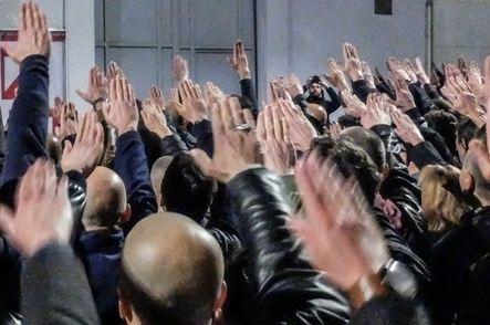 Ventisette associazioni contro la manifestazione neofascista del 1° giugno