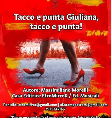 Tacco e punta, Giuliana, tacco e punta! @ Libreria Mondadori