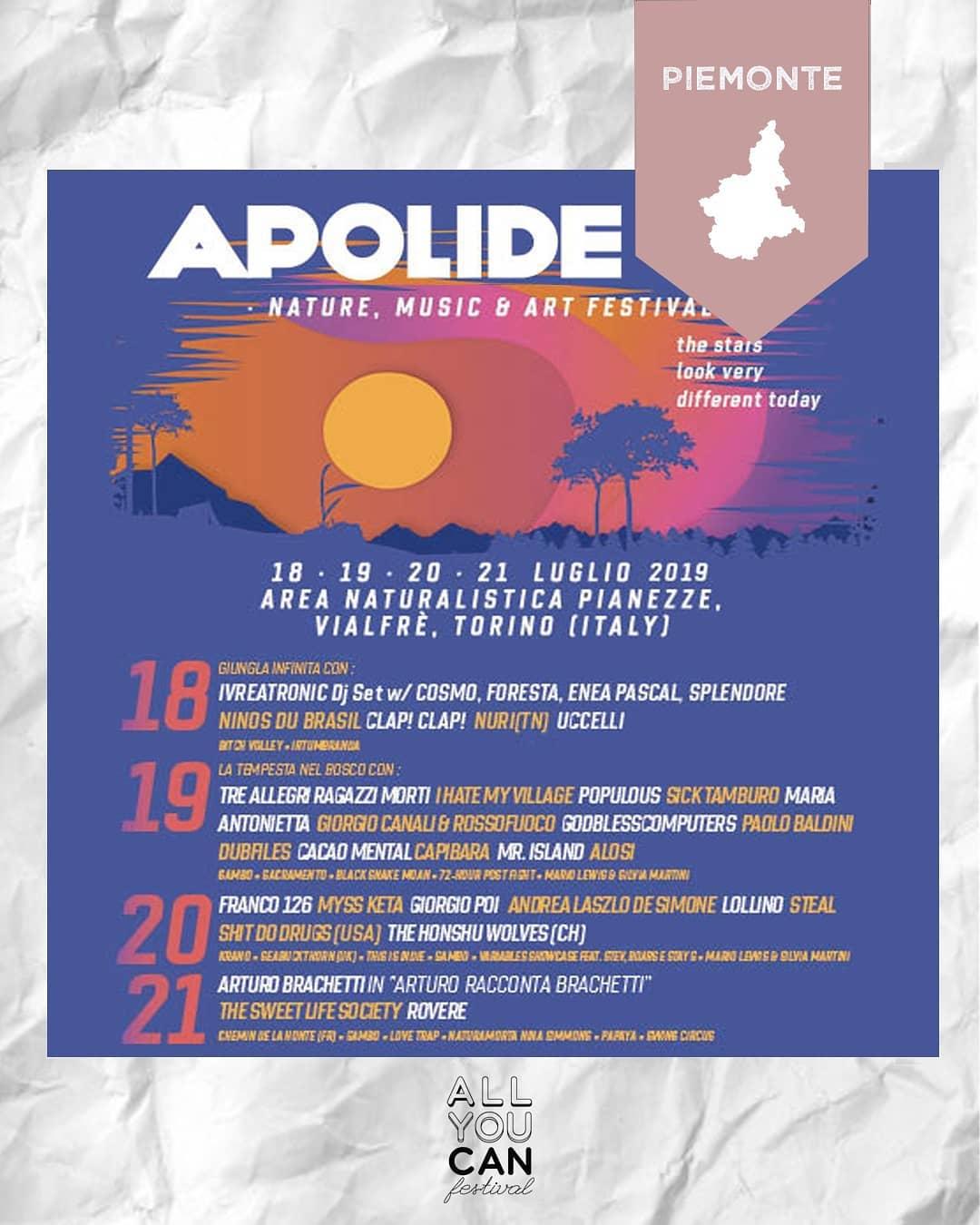 Apolide Festival @ Vialfrè