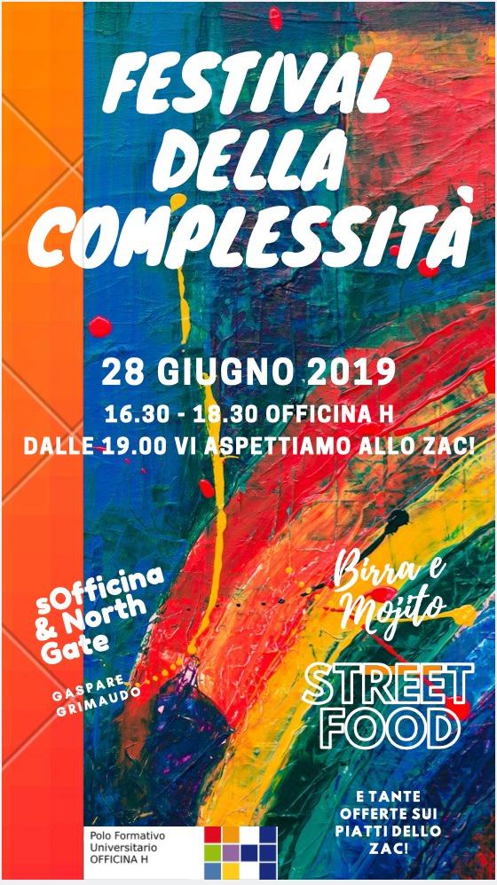 Festival della complessità @ Polo formativo universitario