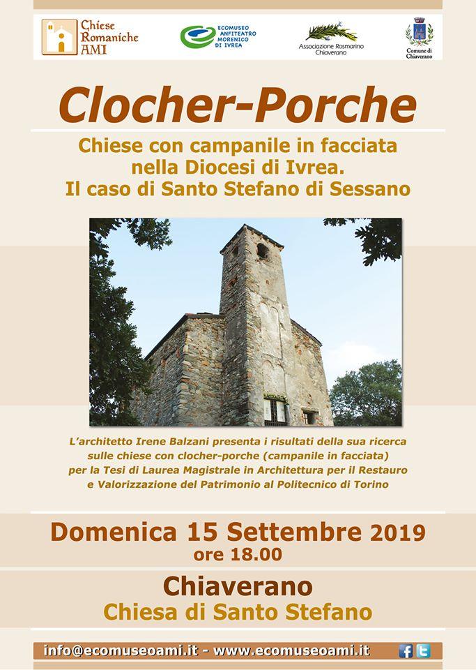Clocher-Porche @ Chiaverano